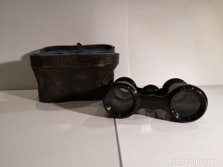 Antigüedades: Binoculares de teatro del siglo XIX - Foto 5 - 194738926