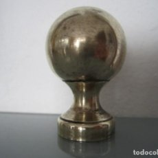 Antigüedades: 109-POMO DE LATÓN (VER DESCRIPCIÓN). Lote 194740532