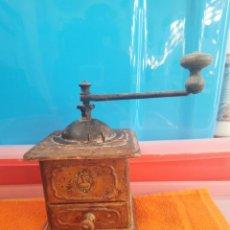 Antigüedades: ANTIGUO MOLINILLO DE CAFÉ GOLDENBERG. Lote 194750755