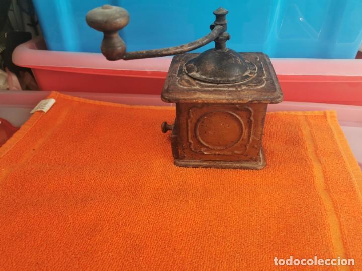 Antigüedades: Antiguo molinillo de café goldenberg - Foto 4 - 194750755