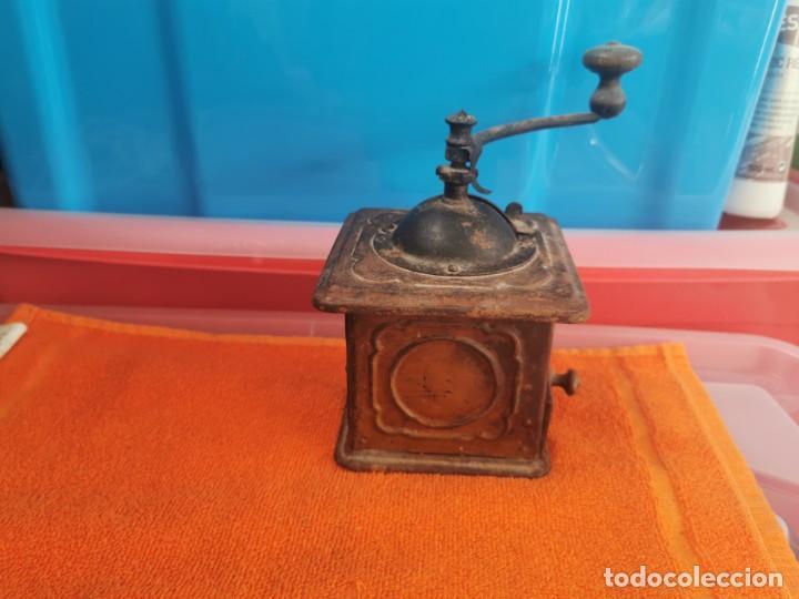 Antigüedades: Antiguo molinillo de café goldenberg - Foto 6 - 194750755