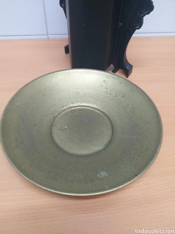 Antigüedades: Báscula de cocina marca EKS made in SWEDEN - Foto 5 - 194756276
