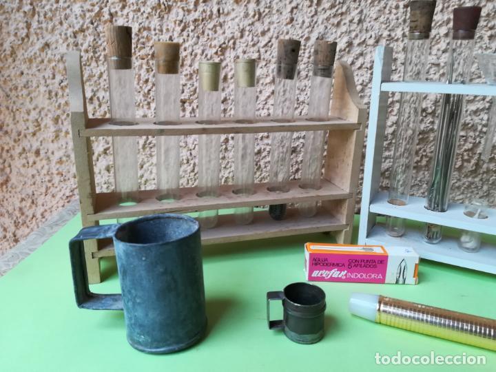 Antigüedades: Material de laboratorio de biología - Foto 3 - 194759720