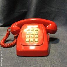 Teléfonos: TELÉFONO ROJO SISTEMA TECLADO MODELO HERALDO CITESA MALAGA AMPER RADIO. Lote 194867771