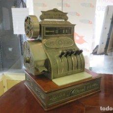 Antigüedades: CAJA REGISTRADOR NATIONAL 1902. Lote 194872725