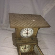 Antigüedades: RARA Y ANTIGUA BASCULA DE BOXEADOR!. Lote 194876773