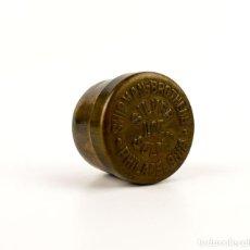 Antigüedades: SHIPMAN-BROTHERS,PHILADELPHIA - SILVER SOLDER. Lote 194885945
