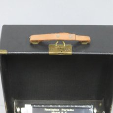 Antigüedades: MAQUINA DE ESCRIBIR REMINGTON MODEL 5T. Lote 194896641