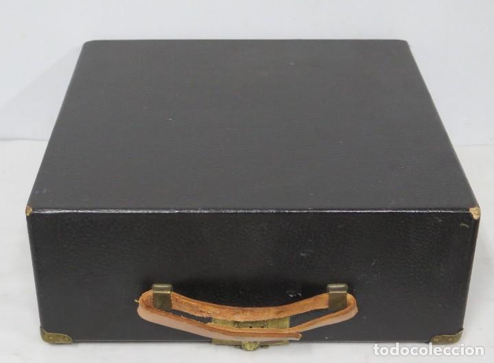 Antigüedades: MAQUINA DE ESCRIBIR REMINGTON MODEL 5T - Foto 3 - 194896641