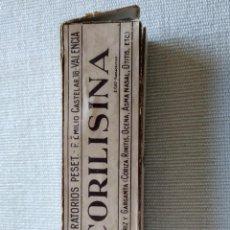 Antigüedades: ANTIGUA CAJA MEDICAMENTO. Lote 194941097