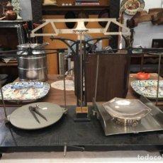 Antigüedades: BALANZA DE PRECISION. Lote 194948173