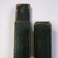 Antigüedades: ANTIGUA FUNDA KRONENBERG EXTRA PARA NAVAJA DE BARBERO. Lote 194954500