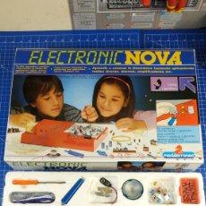 Antigüedades: ELECTRONIC NOVA (COMPLETO). Lote 195007225
