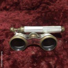 Antigüedades: PRISMÁTICOS COLMONT PARIS. Lote 195042096