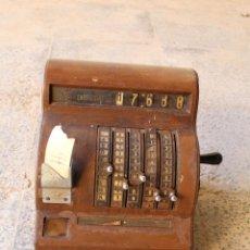 Antigüedades: PEQUEÑA CAJA REGISTRADORA NATIONAL. Lote 195062698
