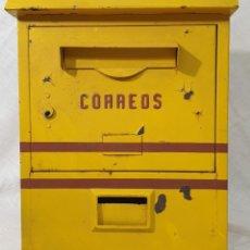 Antigüedades: BUZÓN CORREOS AUTÉNTICO Y ORIGINAL. Lote 194496661