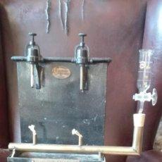Antigüedades: MEDIDOR DE GRADOS DE ALCOHOL PARA EL VINO ANTIGUO. Lote 195103501