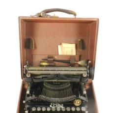 Antigüedades: MAQUINA DE ESCRIBIR ERIKA Nº3 AÑO 1917 PLEGABLE TYPEWRITER SCHREIBMASCHINE . Lote 195147446