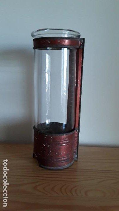 Antigüedades: Antiguo aparato para lavativas - Foto 3 - 195152996