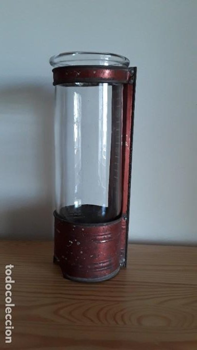 Antigüedades: Antiguo aparato para lavativas - Foto 5 - 195152996