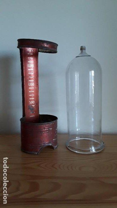 Antigüedades: Antiguo aparato para lavativas - Foto 6 - 195152996