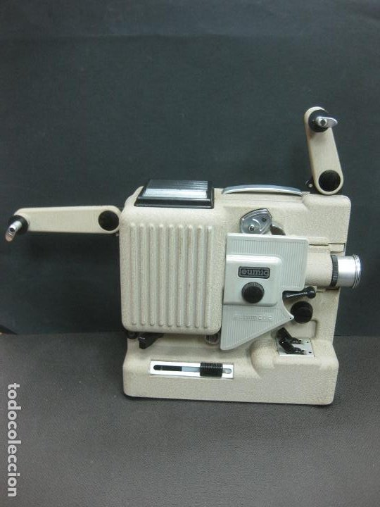 Antigüedades: PROYECTOR EUMIG P8 AUTOMATIC. MADE IN AUSTRIA. EN PERFECTO ESTADO - Foto 1 - 195173328