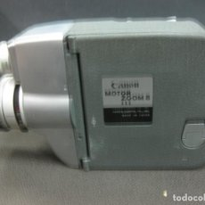 Antigüedades: CANON MOTOR ZOOM 8 EEE. MADE IN JAPAN. . Lote 195173603