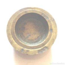 Antigüedades: 2 PONDERALES DE VASO. Lote 195178838