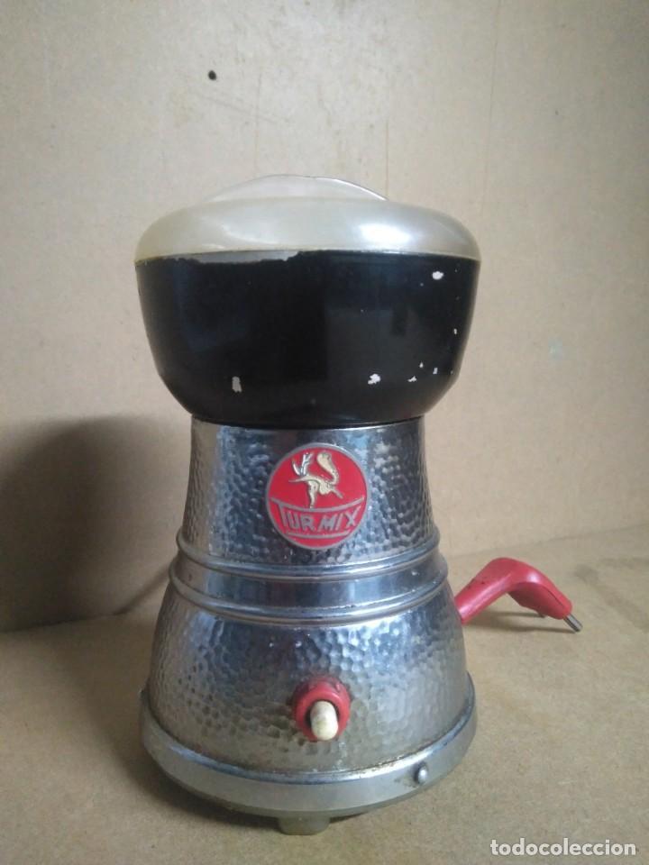 MOLINILLO DE CAFÉ AÑOS 70 (Antigüedades - Técnicas - Molinillos de Café Antiguos)
