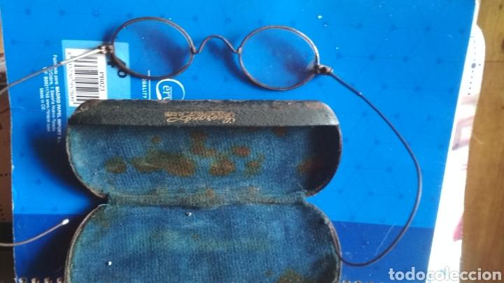 Antigüedades: Gafas siglo XIX Georges. - Foto 2 - 195266931