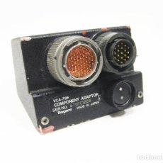 Antigüedades: ADAPTADOR IKEGAMI DE VIDEO MULTICORE VCA-79E COMPONENT ADAPTOR. Lote 195267400
