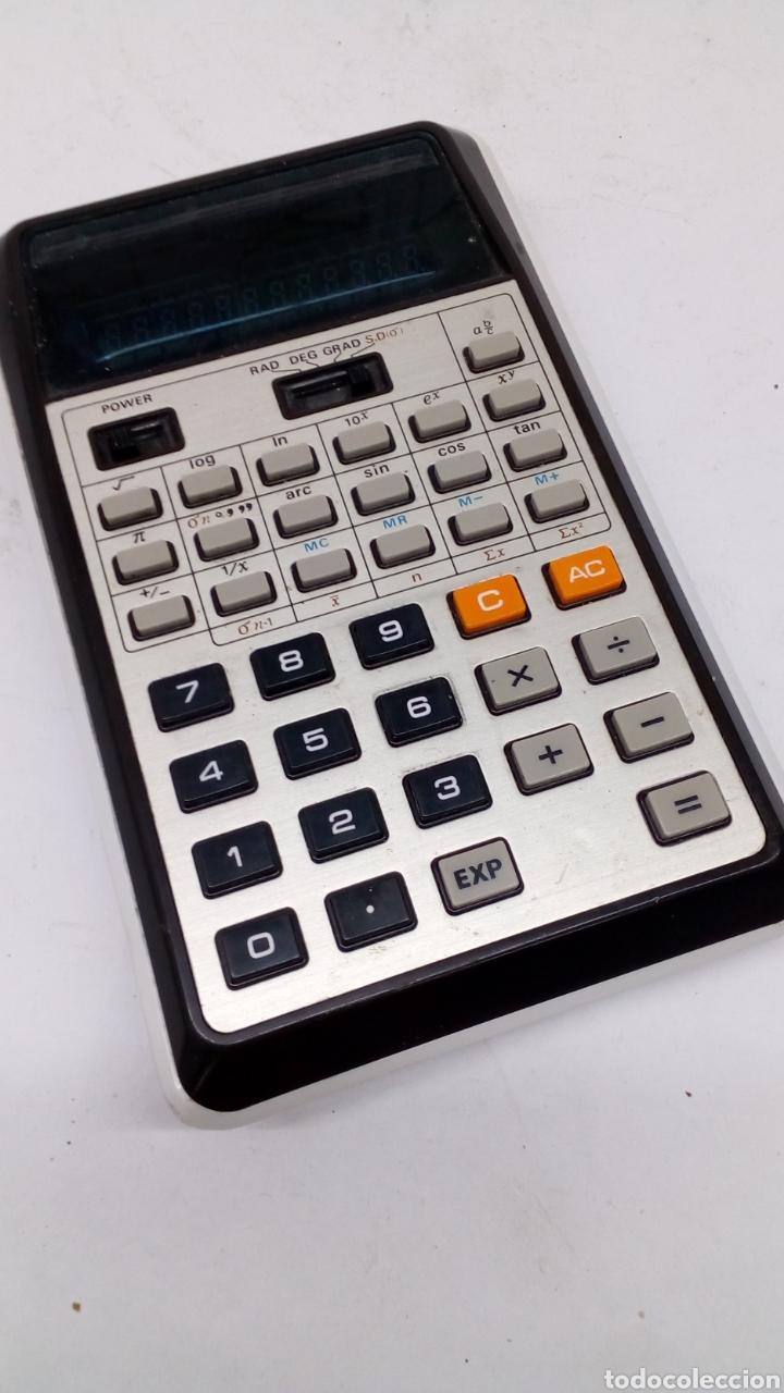 CALCULADORA CASIO FX102 (Antigüedades - Técnicas - Aparatos de Cálculo - Calculadoras Antiguas)