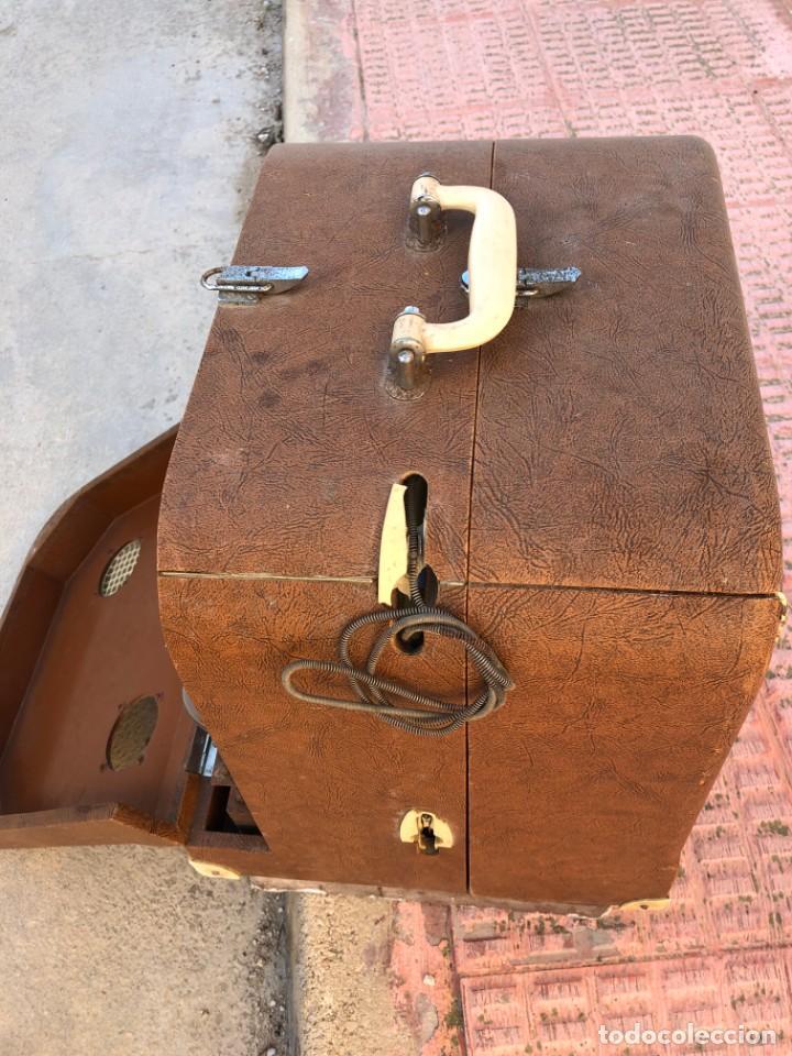 Antigüedades: ANTIGUO PROYECTOR DE CINE MARÍN 16 MM - Foto 5 - 195321533