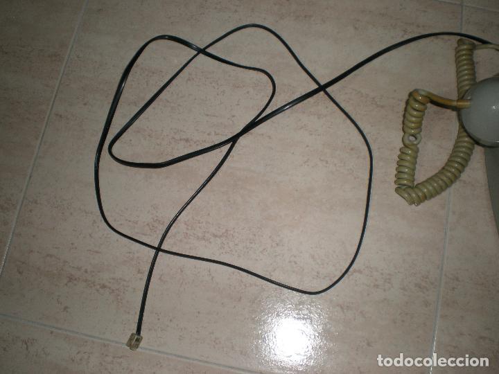 Teléfonos: TELÉFONOS MUY ANTIGUOS,LOTE,DE PARED Y DE MESA,BUEN ESTADO. - Foto 3 - 195325382