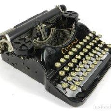 Antigüedades: MAQUINA DE ESCRIBIR CORONA Nº4 AÑO 1932 TYPEWRITER SCHREIBMASCHINE. Lote 195341130