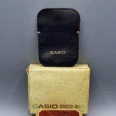 Antigüedades: CALCULADORA CASIO MICRO-MINI M800 AÑO 1976. Lote 195341812