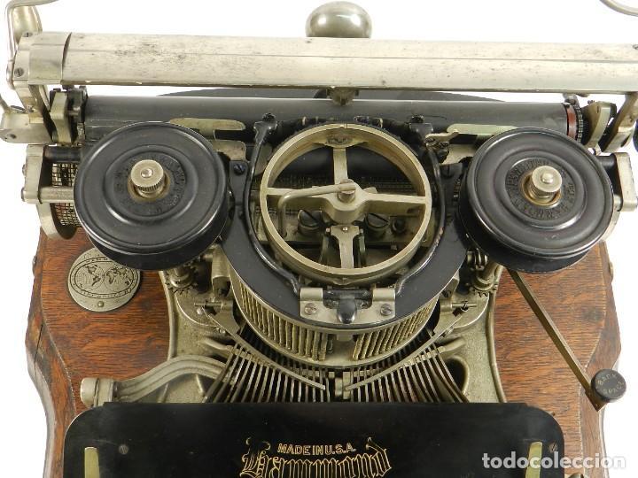 Antigüedades: MAQUINA DE ESCRIBIR HAMMOND Nº2 AÑO 1895 TYPEWRITER SCHREIBMASCHINE - Foto 5 - 195342873