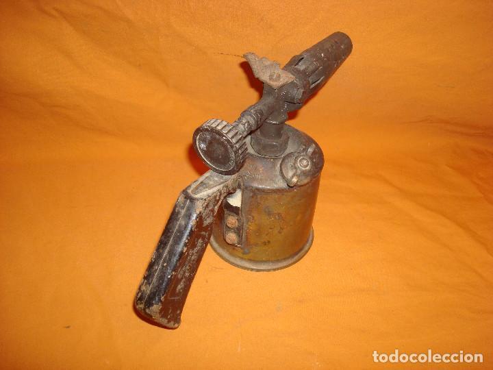 Antigüedades: Lampara soldar SIEVERT - Foto 3 - 195363977