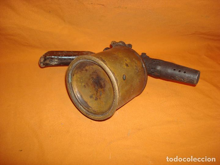 Antigüedades: Lampara soldar SIEVERT - Foto 4 - 195363977