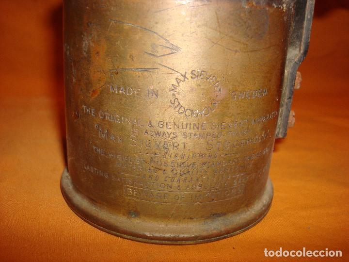 Antigüedades: Lampara soldar SIEVERT - Foto 6 - 195363977