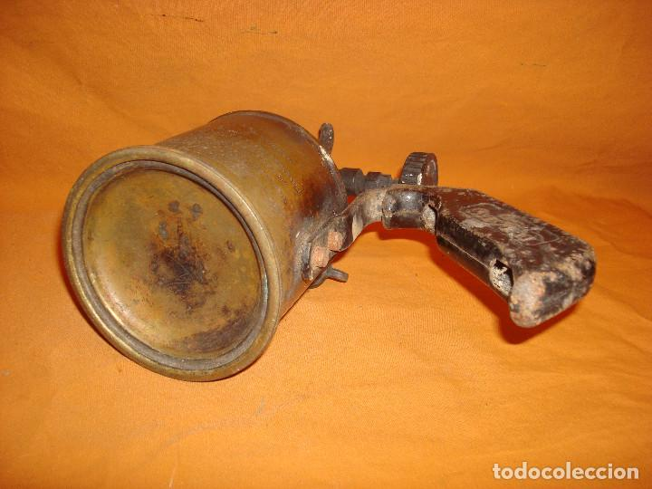 Antigüedades: Lampara soldar SIEVERT - Foto 7 - 195363977