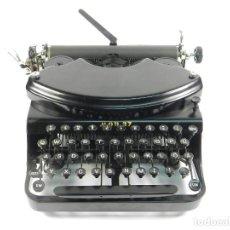 Antigüedades: MAQUINA DE ESCRIBIR ADLER Nº37 AÑO 1940 TYPEWRITER SCHREIBMASCHINE. Lote 195428202