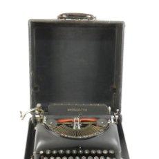 Antigüedades: MAQUINA DE ESCRIBIR REMINGTON AÑO 1940 TYPEWRITER SCHREIBMASCHINE. Lote 195429438