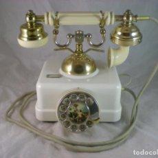 Teléfonos: TELEFONO ELASA ESTILO - CTNE - AÑOS 70 - FUNCIONA - Nº017230. Lote 195432516