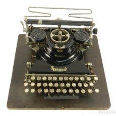 Antigüedades: MAQUINA DE ESCRIBIR HAMMOND MULTIPLEX AÑO 1913 TYPEWRITER SCHREIBMASCHINE. Lote 195435918