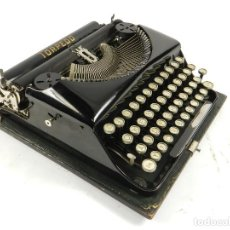 Antigüedades: MAQUINA DE ESCRIBIR TORPEDO Nº12 AÑO1925 TYPEWRITER SCHREIBMASCHINE. Lote 195436255