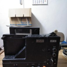Antigüedades: MFF.- PROYECTOR EUMIG S-905.-. Lote 195470805