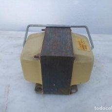 Antigüedades: TRANSFORMADOR DANFER ELEVADOR RADIO TELEVISIÓN VOLTIOS ELECTRICO CORRIENTE ELECTRICIDAD. Lote 195512101