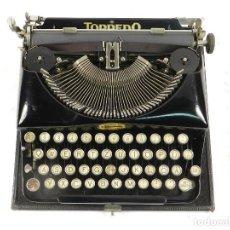 Antigüedades: MAQUINA DE ESCRIBIR TORPEDO Nº12 AÑO1925 TYPEWRITER SCHREIBMASCHINE. Lote 195512626