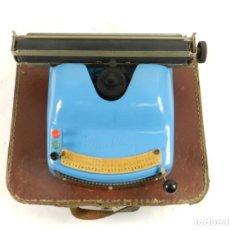 Antigüedades: MAQUINA DE ESCRIBIR BAMBINO AÑO 1954 TYPEWRITER SCHREIBMASCHINE. Lote 195512948